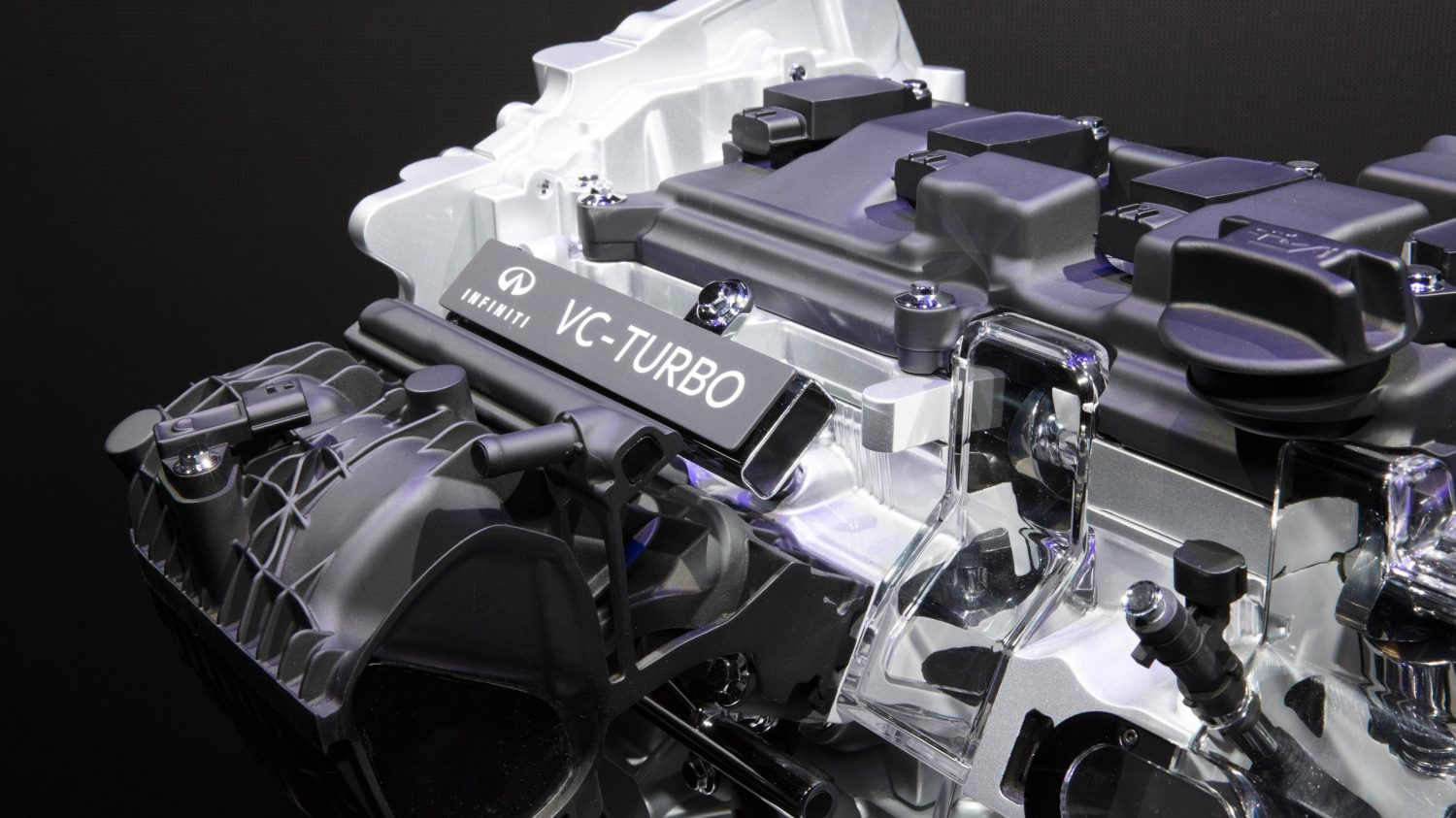 infiniti vc turbo engine launched at paris motor show