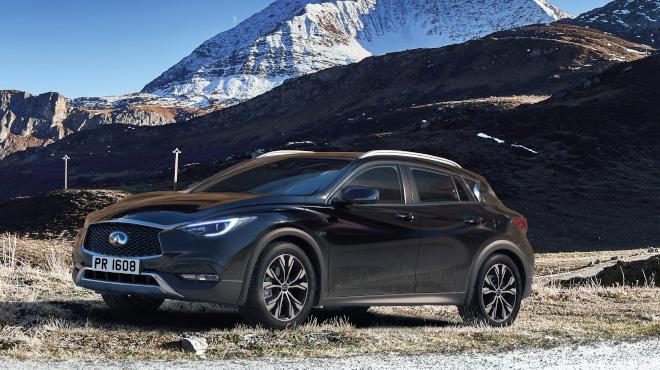 Infiniti Swiss New Luxury And High Performance Cars