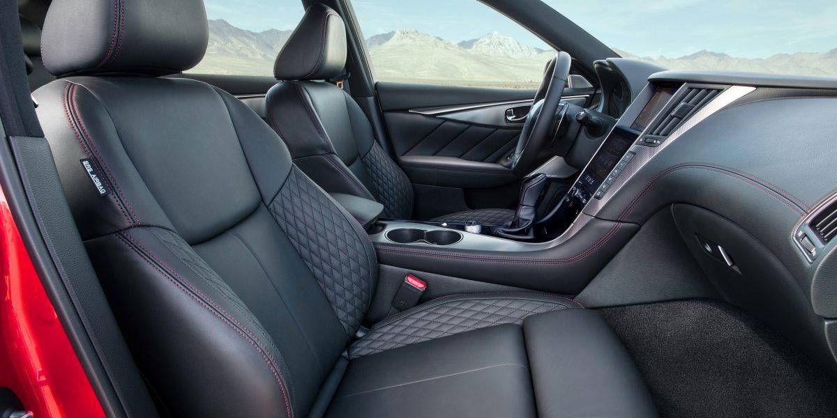 Q50 Interior
