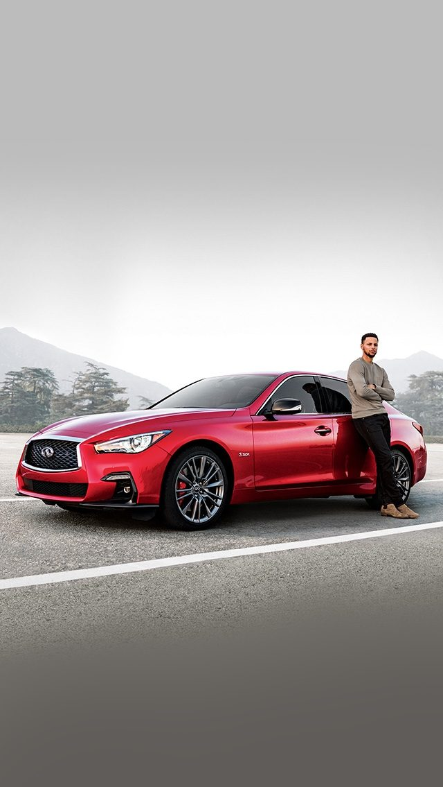 INFINITI | BEYOND THE NUMBERS WITH STEPH CURRY + Q50