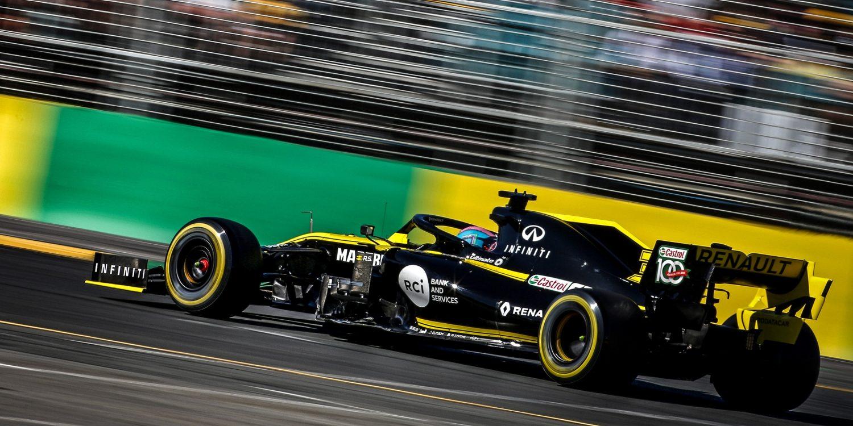 INFINITI and Renault Sport Formula 1 Racing