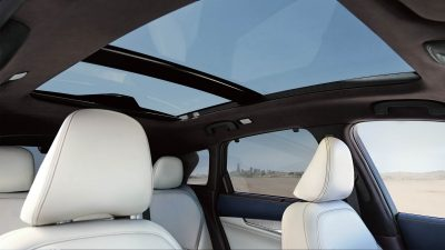2019 INFINITI QX50 Crossover Dual Moonroof