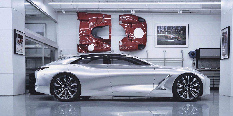 Infiniti infiniti concept car : INFINITI Concept Vehicles   INFINITI