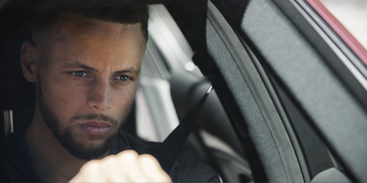 Infiniti Q50 | Two of Me with Stephen Curry