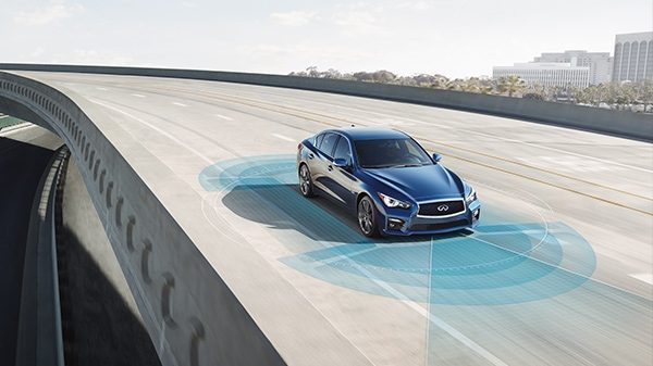 INFINITI Q50 - Active Lane Control - INFINITI Global