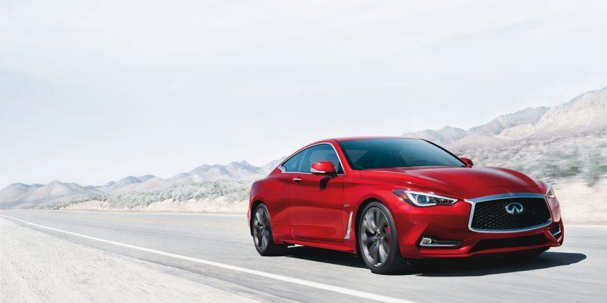 INFINITI Q60 High Performance Sports Car | INFINITI