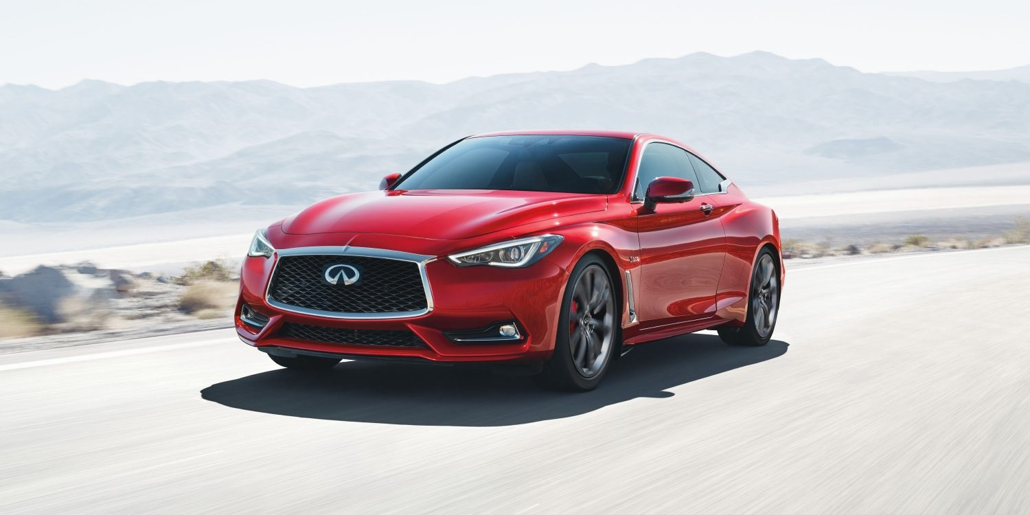 infiniti q60 high performance sports car infiniti