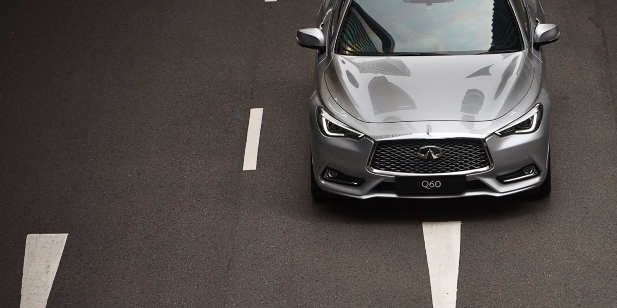 2020 INFINITI Q60 Red Sport 400 Performance Sports Coupe Unhibited Performance