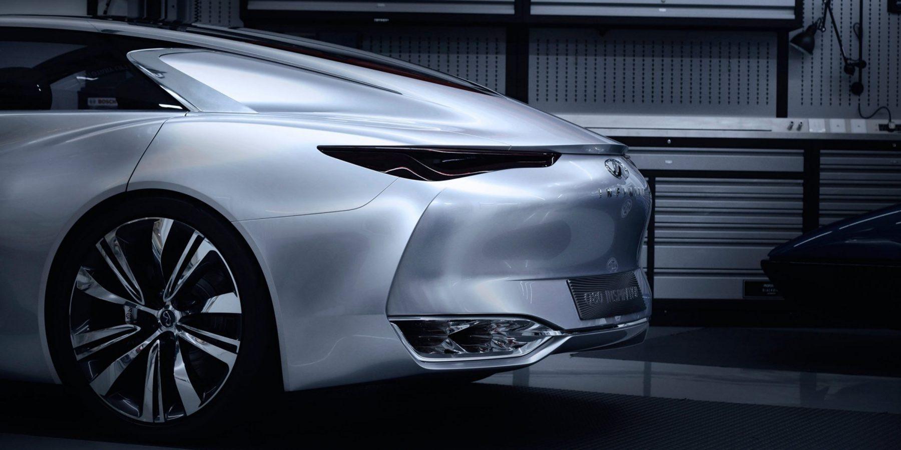 Infiniti Q80 Premium Sedan Inspiration Infiniti