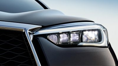2019 INFINITI QX50 I-LED Headlights