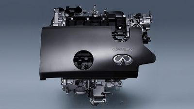 2019 INFINITI QX50 VC-Turbo Engine