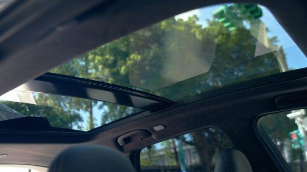 2020 INFINITI QX50 Luxury Crossover Panoramic Moonroof