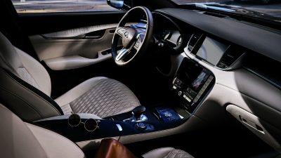 2020 INFINITI QX50 Luxury Crossover Interior Details