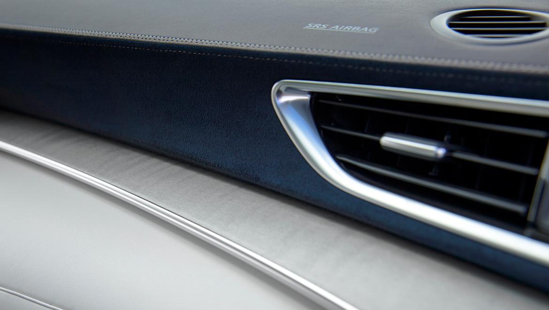 2020 INFINITI QX50 Luxury Crossover Air Vent Details