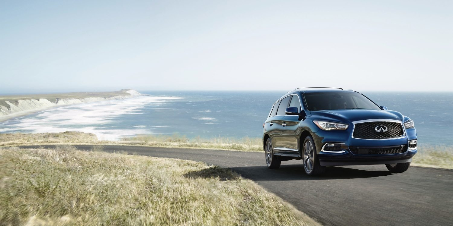 2018 INFINITI QX60 Crossover balanced power