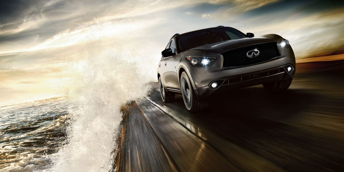 2018 INFINITI QX70 Performance and Handling