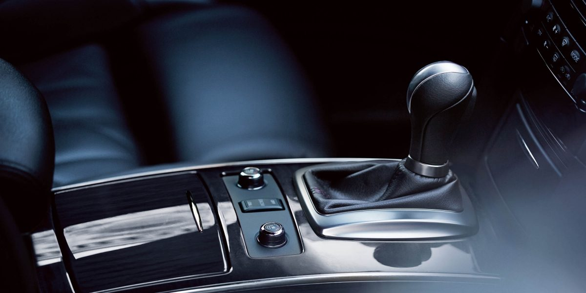 2018 INFINITI QX70 Shift Console