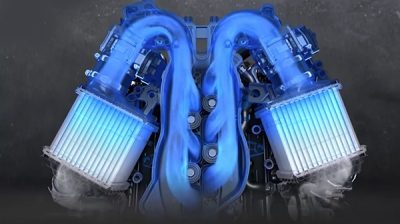 The Twin Turbo V6