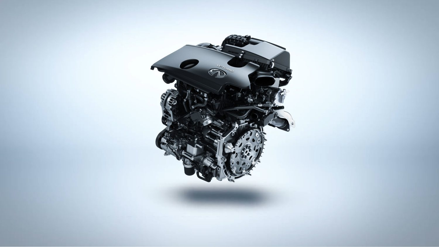Infiniti VC Turbo Engine | INFINITI