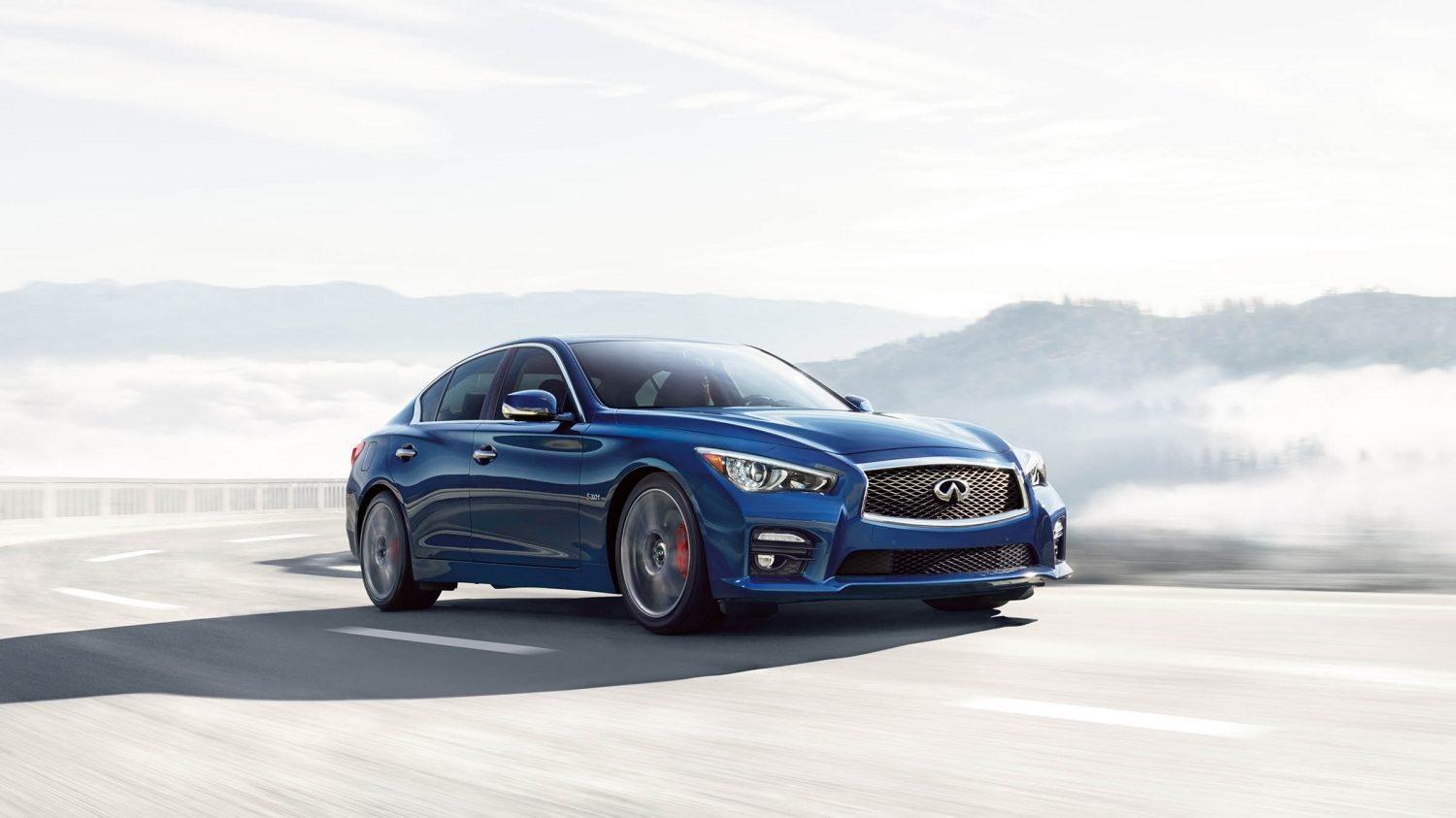 INFINITI corporate vehicles are safe, reliable and unforgettable. | Empower Your Drive