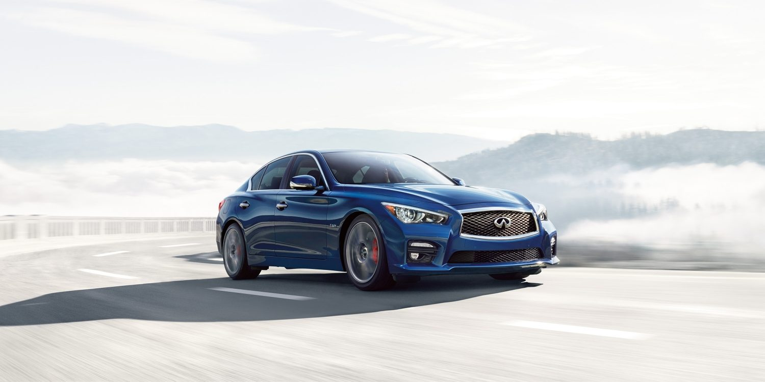 Your business. Your Infiniti.