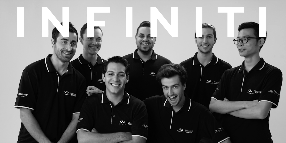 INFINITI Engineering Academy Class of 2018