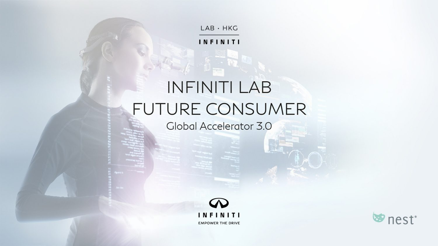INFINITI LAB Accelerator Program | Global Accelerator 3.0
