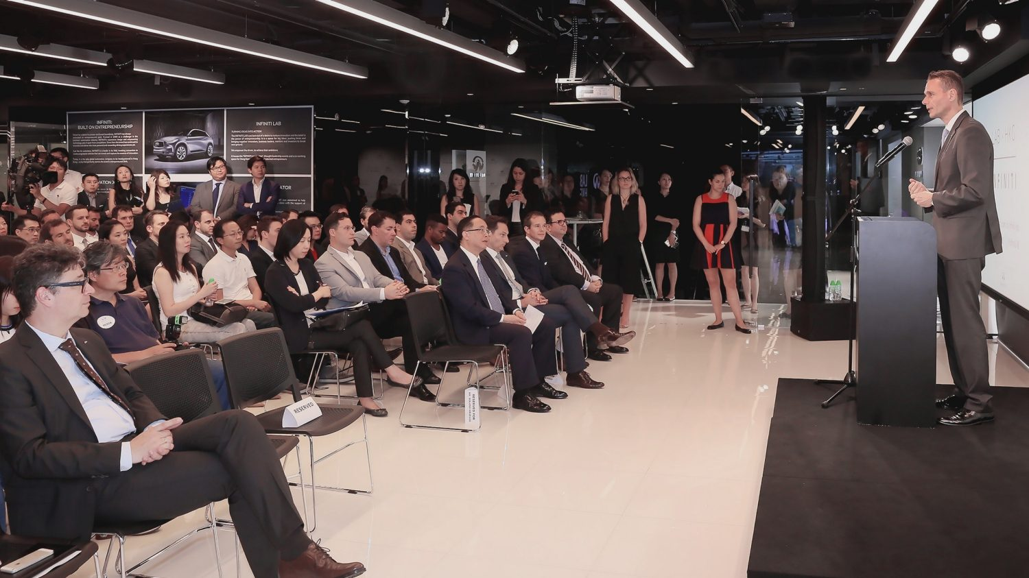 INFINITI LAB Accelerator Program | Hong Kong Launch Day