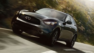 2018 INFINITI QX70 Intelligent All-Wheel Drive