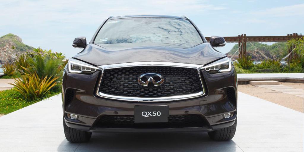 Infinit QX80 2018
