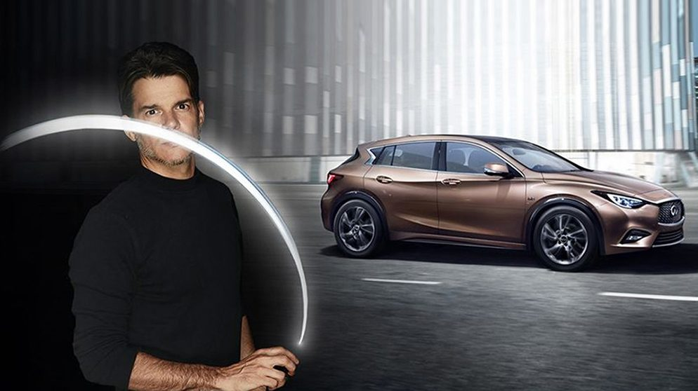 Q30 Hatchback - Born to Challenge