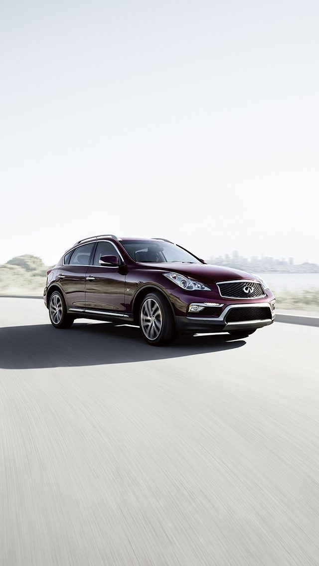 The New Infiniti QX50.
