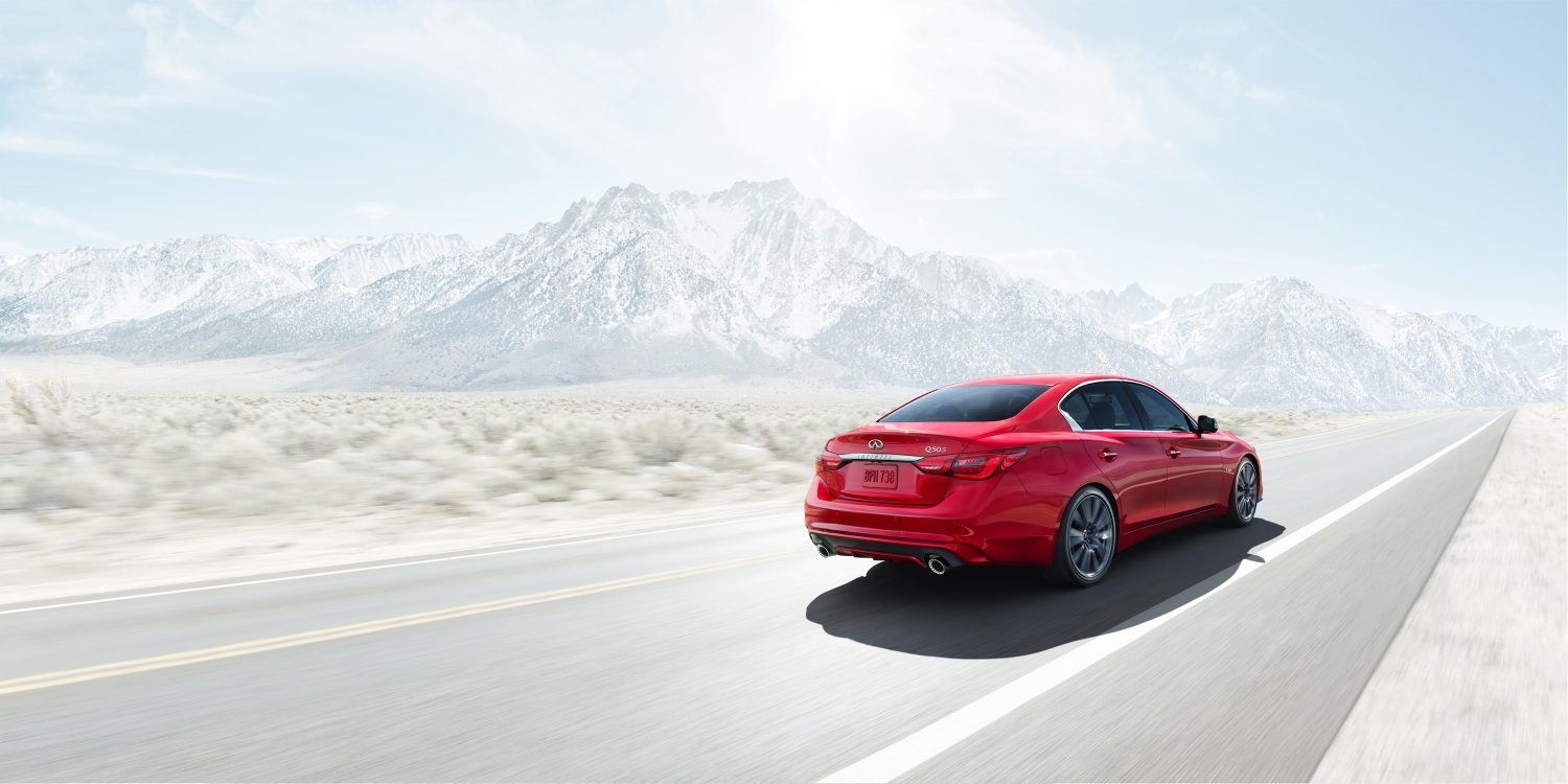 2018 Infiniti Q50 Sedan Safety Infiniti Middle East